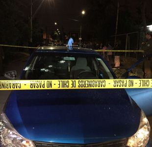 Mujer fallece tras ser herida a bala en Estación Central