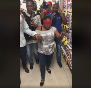 El nuevo final feliz que tuvo la mujer que desaprovechó el minuto millonario en un supermercado
