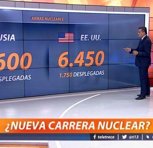 [VIDEO] ¿Nueva carrera nuclear?