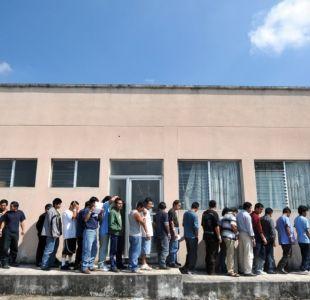 Cerca de un 90% de los detenidos por el servicio de inmigración en EEUU son latinos