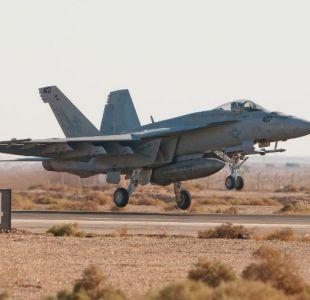 Japón: Colisión de aviones militares de Estados Unidos deja cinco desaparecidos