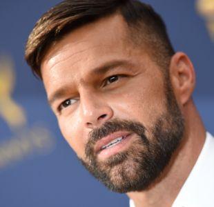 [FOTO] Ricky Martin vuelve a mostrar su trabajado cuerpo (esta vez junto a su esposo)