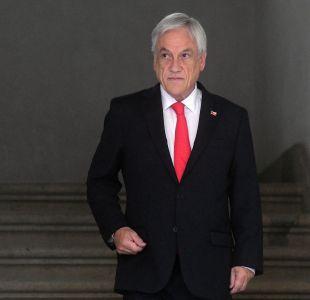 """Piñera: """"Hay que reconocer lo bueno que se está haciendo"""""""