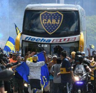 Argentina: Único detenido por ataque a bus de Boca queda en libertad