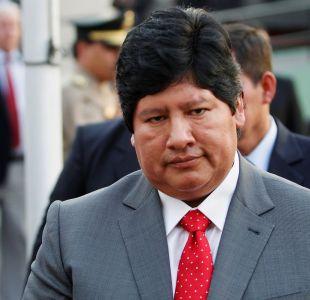 Detienen a Edwin Oviedo, presidente de la Federación Peruana de Fútbol