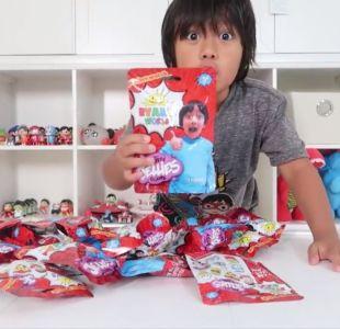 [VIDEO] Millonario a los siete años gracias a Youtube