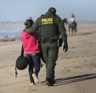 Estados Unidos: arrestos de inmigrantes ilegales en frontera con México baten récord en noviembre