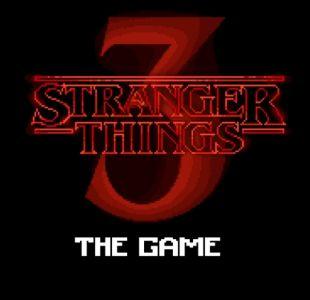 Stranger Things 3 anuncia un videojuego para todas sus plataformas