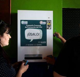 Condones en Cerro Navia