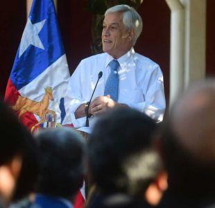 Sebastián Piñera encuesta CEP