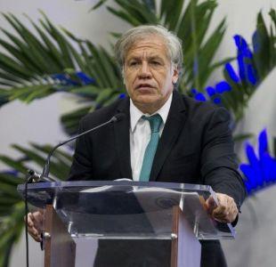 Almagro lanza ofensiva en la OEA contra Cuba: acusa efecto nocivo en la región