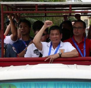[VIDEO] Presidente filipino llama a matar a obispos