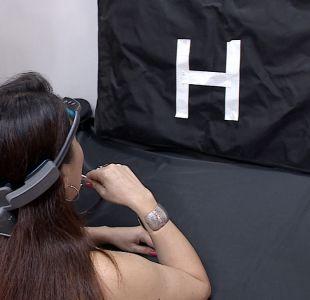 [VIDEO] El dispositivo que permite a personas ciegas volver a ver
