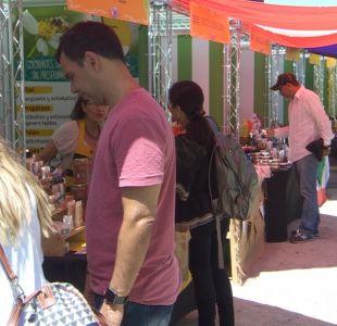 [VIDEO] Feria Echinuco: Familiar y gastronómica