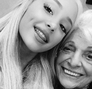 Conmovedor: Ariana Grande y su abuela se hacen un tatuaje juntas