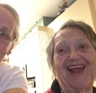 Madre se reúne con su hija que creía muerta hace 70 años