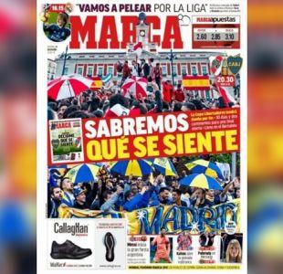 [FOTOS] Los principales titulares de medios internacionales sobre la final de la Libertadores