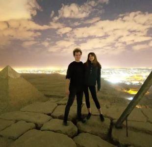 Gobierno egipcio anuncia investigación tras viralización de pareja teniendo sexo en una pirámide