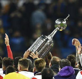 El llamativo saludo de Independiente a River Plate tras obtención de Copa Libertadores