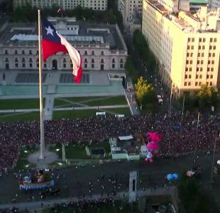 [VIDEO] Noveno París Parade en Santiago