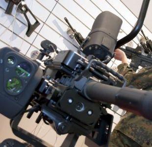 Vuelve a aumentar la producción y venta de armas en el mundo