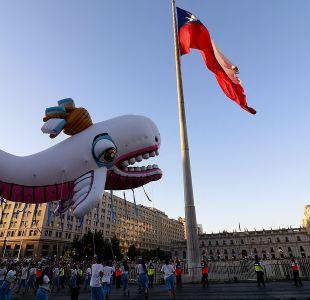 [FOTOS] Las geniales imágenes que dejó la Paris Parade 2018