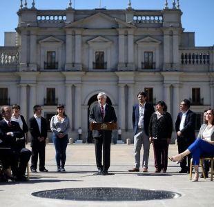 Sebastián Piñera por Derechos Humanos