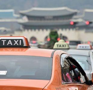 Taxista surcoreano se inmola en protesta contra aplicación para compartir autos