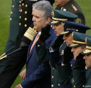 Duque releva a la cúpula militar y policial de Colombia