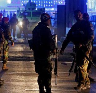 Atentado suicida en Kabul contra agentes de inteligencia
