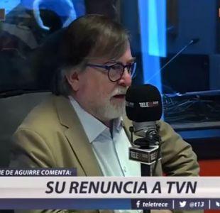Jaime de Aguirre por TVN