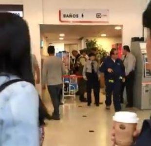 Investigan muerte de mujer de 76 años en mall de Rancagua