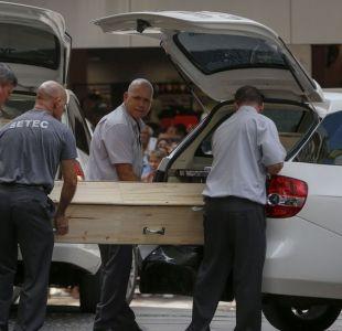 Brasil: Un hombre mata a tiros a 4 personas en una catedral de Sao Paulo