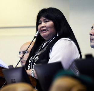 [VIDEO] Diputada Nuyado tras burla de Ignacio Urrutia: Es un hombre racista y clasista
