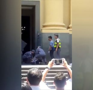 [VIDEO] Matanza dentro de catedral en Brasil