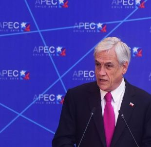 Sebastián Piñera presenta APEC Chile 2019