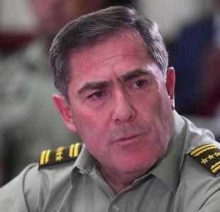 El ex sargento Carlos Alarcón aseguró que el abogado Cristián Inostroza y el ex jefe del GOPE los obligaron a mentir.