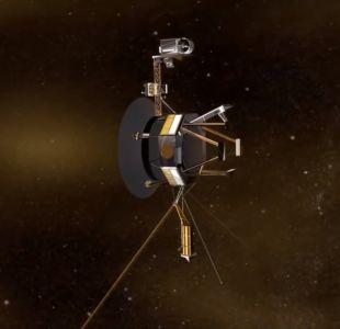 [VIDEO] Nave de la Nasa deja el sistema solar tras 40 años