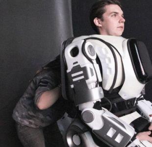 El fraude del robot ruso de alta tecnología que podía hablar y bailar