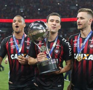 Atlético Paranaense conquista su primera Sudamericana y da el soñado salto internacional