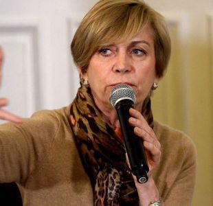 Evelyn Matthei por violencia