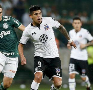 Los dos partidos que dejan al colocolino Esteban Pavez como campeón de la Copa Sudamericana