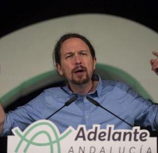 Pablo Iglesias, líder de Podemos España