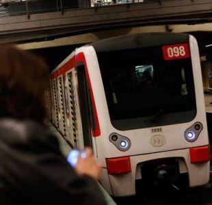 Metro informa funcionamiento parcial de Línea 1