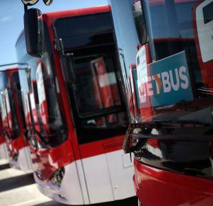 [FOTOS] Transantiago: Así son los 100 buses eléctricos que debutarán este sábado