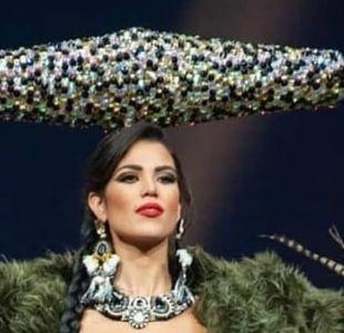 [FOTO] El aplaudido paso de la representante chilena en el Miss Universo 2018