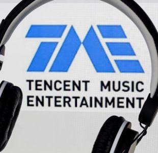 Tencent Music, el gigante chino de música en streaming que alcanzó a Spotify