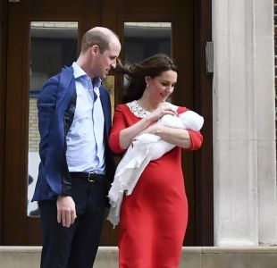 Nueva foto de los duques de Cambridge muestra cómo ha crecido el hijo menor del príncipe William