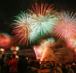 Barricadas en Valparaíso: ¿Está en peligro el año nuevo en la quinta región?