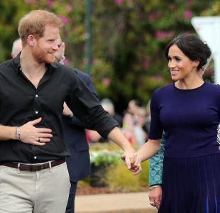 La enternecedora fotografía que será la tarjeta de navidad del Príncipe Harry y Meghan Markle